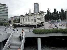 Mecidiyeköy Erasmus Area