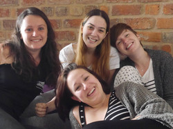 Erasmus People Happy