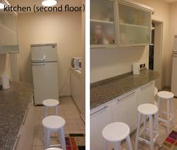 Roncalli Kitchen 2th Floor