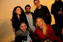 Check&chill Erasmus 2016 Party