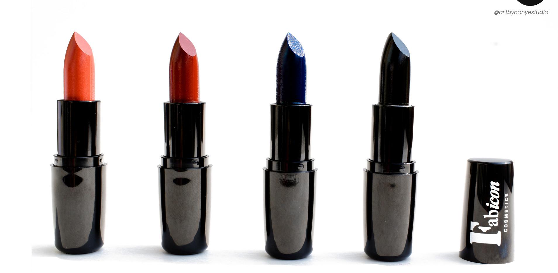 Fab Icon Cosmetics Lipsticks