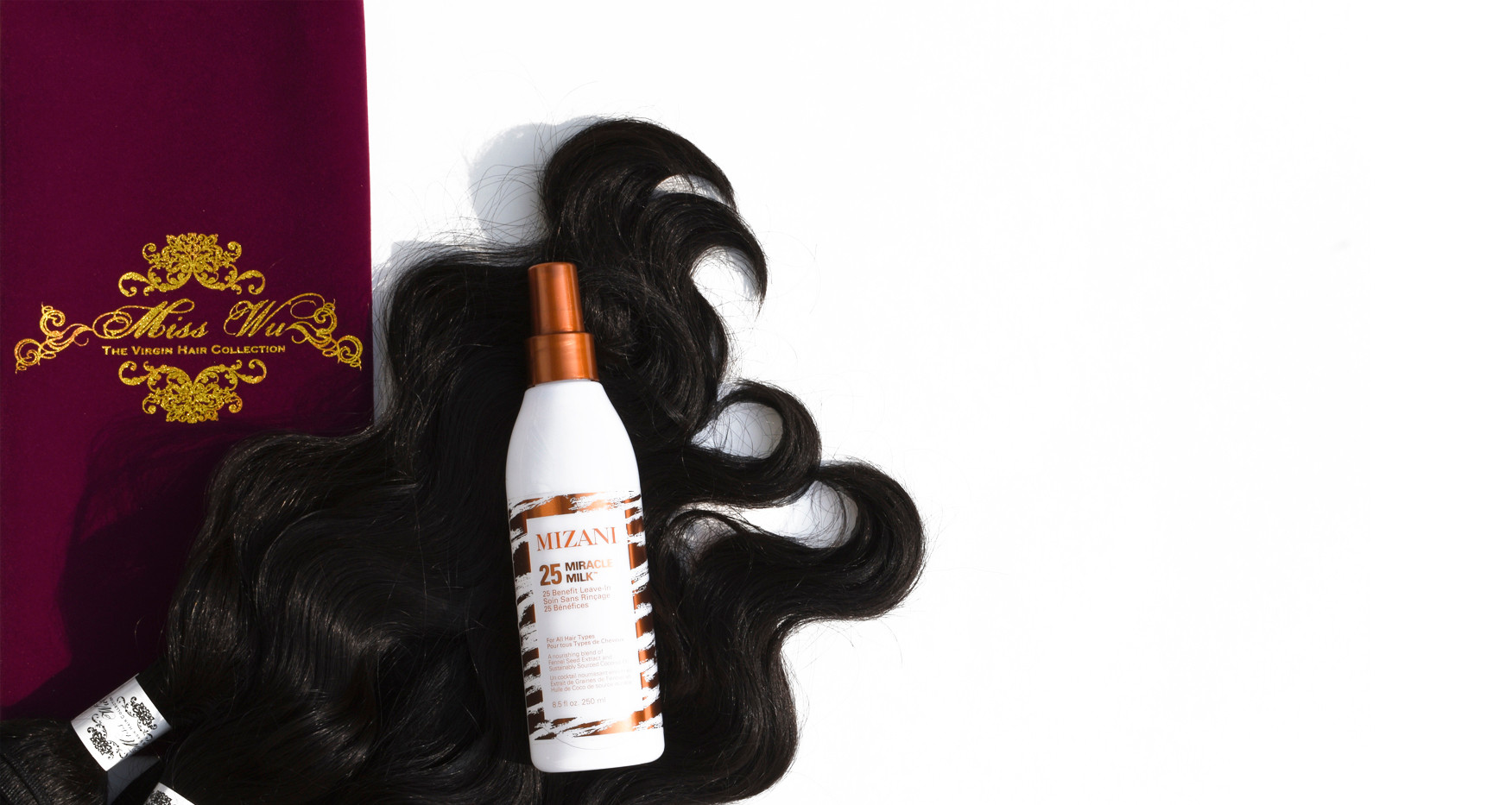 Miss Wu: The Virgin Hair Collection