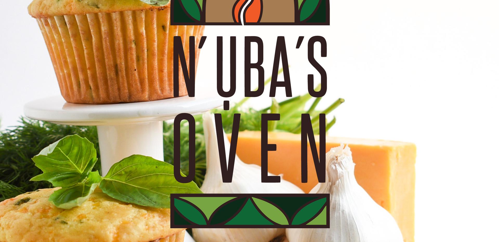 Nuba's Oven Product Photography