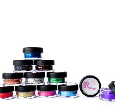 Fab Icon Cosmetics Cosmetic Glitters
