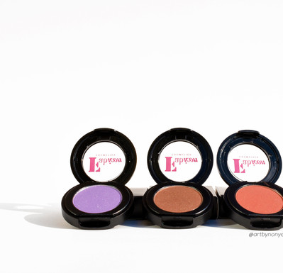 Fab Icon Cosmetics Eyeshadows