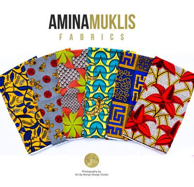 AminaMuklis Fabrics