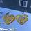 Thumbnail: Pikachu Heart Earrings