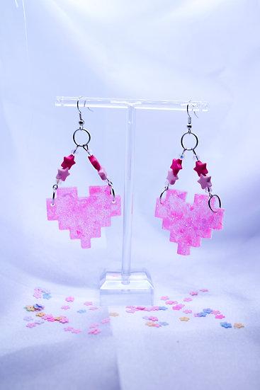 Hot Pink Pixels!