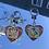 Thumbnail: Pichu Heart Keychains