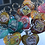 Thumbnail: Meowth Keychains