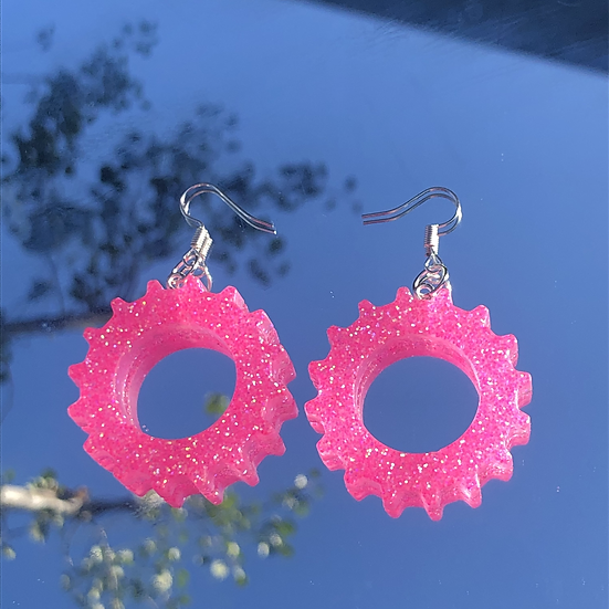 Hot Pink Gears