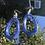 Thumbnail: Dark Blue Oval Hoops