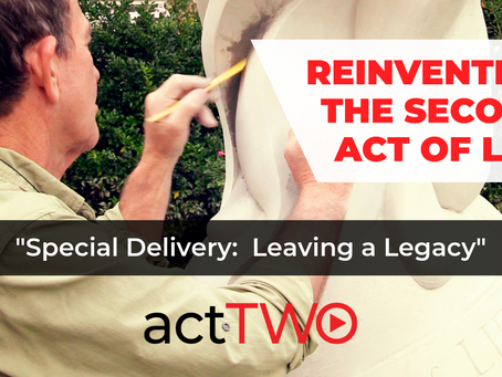 Special Delivery: Leaving a Legacy