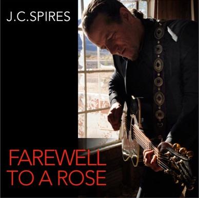 Farewell to a Rose album cover.