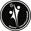 Geneva International Netball Logo