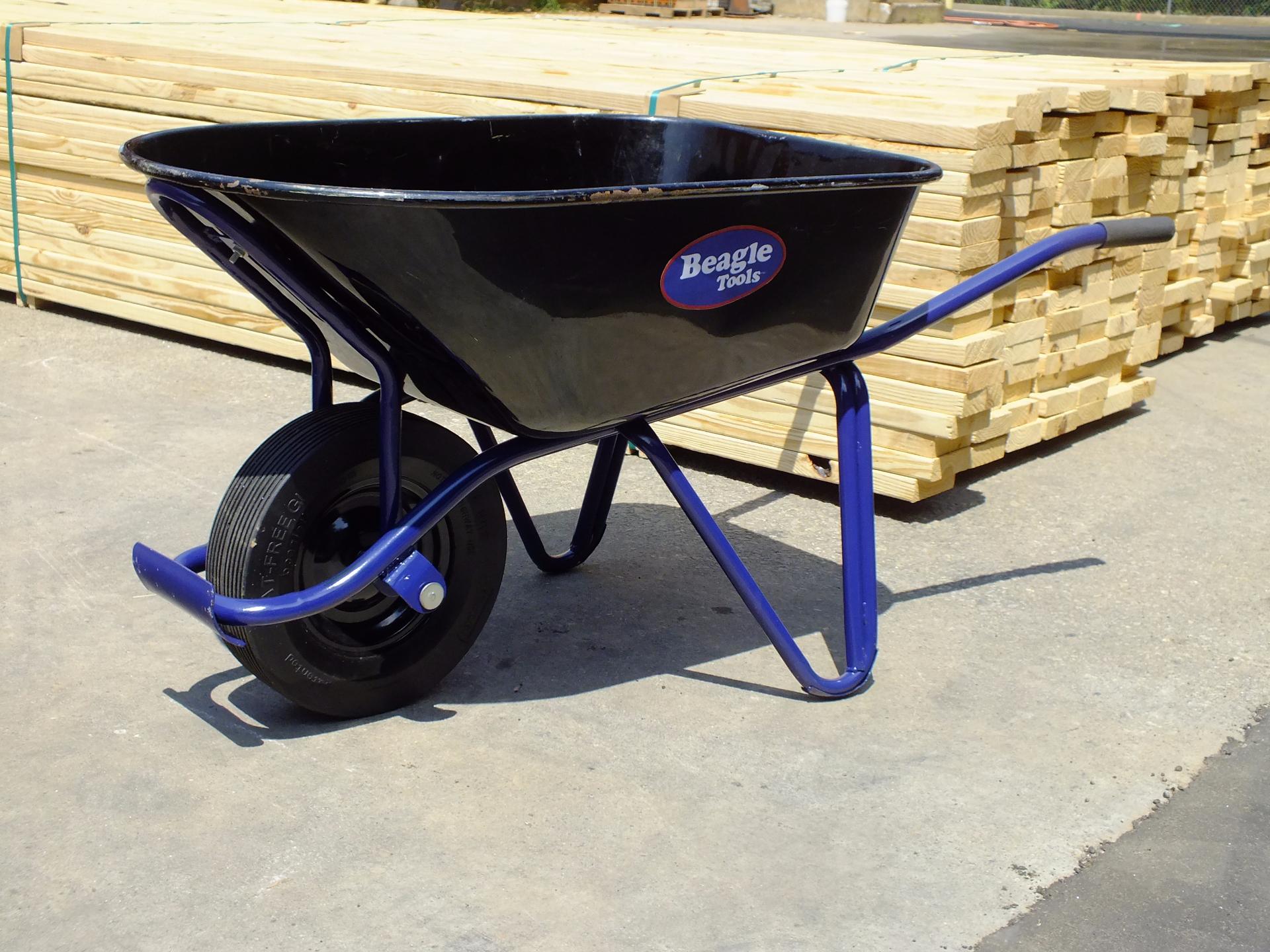 Professional Wheelbarrows