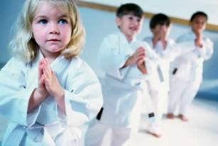 LiL' Tigers Karate Class