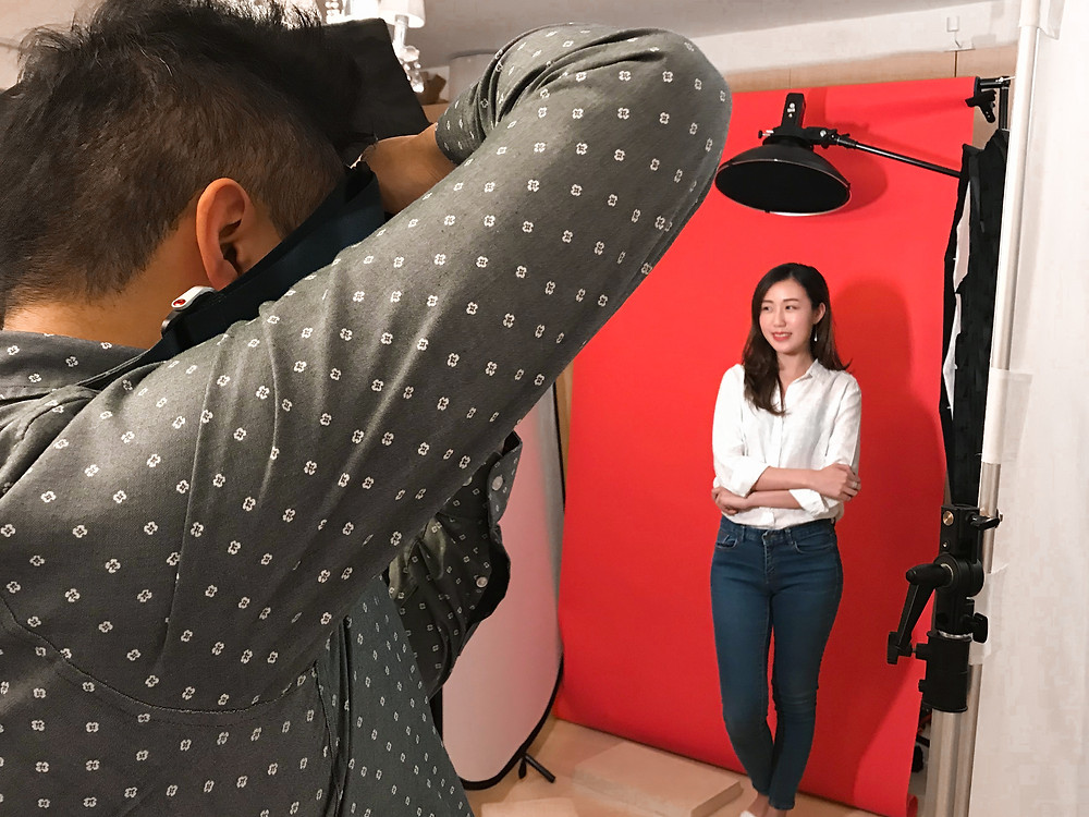 Jason Pang Gallery Portrait Photography Behind the Scenes