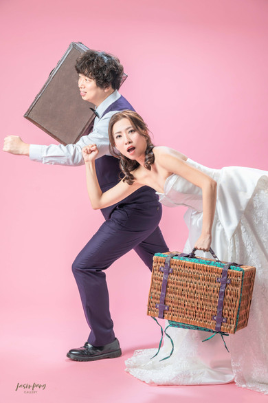 Pre Wedding Studio HK F