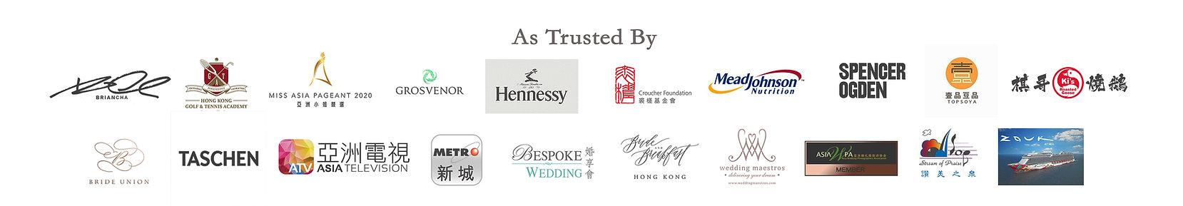 Jason Pang Gallery website client list 2