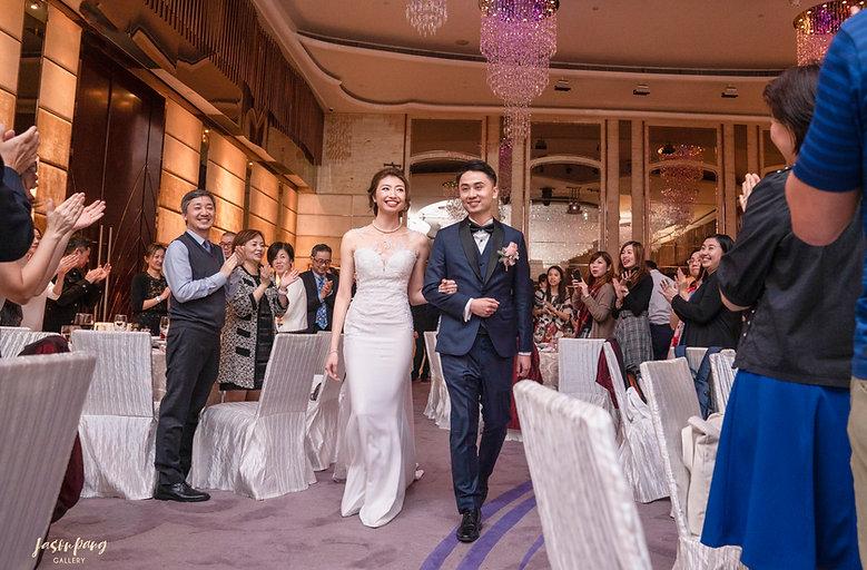 Wedding day photography HK