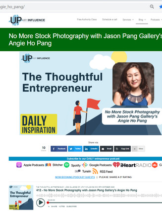 Photography to Grow Your Business: No More Stock Photos for Entrepreneurs! 1/2