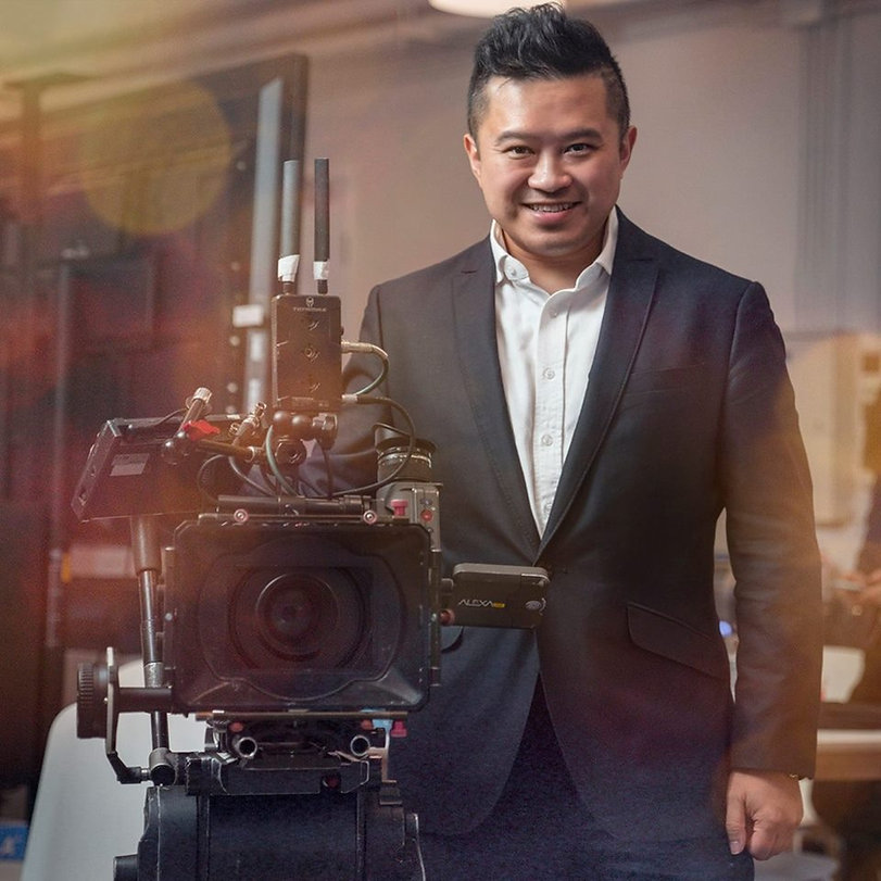 Jason and the photography videography equipments
