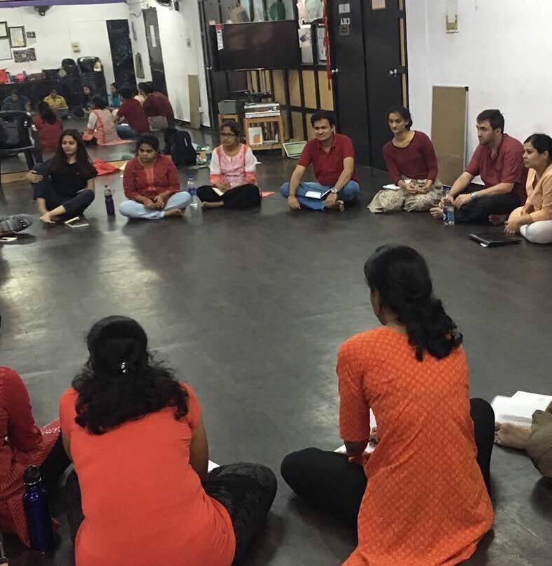 Dramatherapy Circle