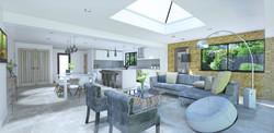 401 - Mead Lodge - Kitchen Visual 3