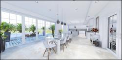 Internal - Kitchen Dining Room