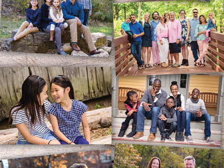 "Say ""Cheese"" - GT Fall Family Portraits"