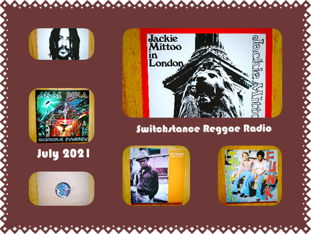 New Reggae for a hot summer