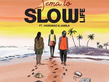 "Sema Lo´s debut single ""SLOW LIFE"""
