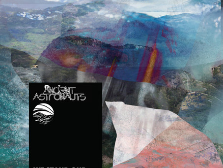 New album by Ancient Astronauts & Ian Urbina
