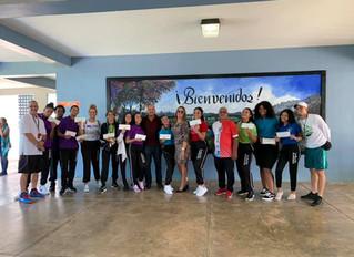 Con paso firme el Balonmano Escolar en Puerto Rico
