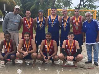 Puerto Rico Campeón en Balonmano de Playa