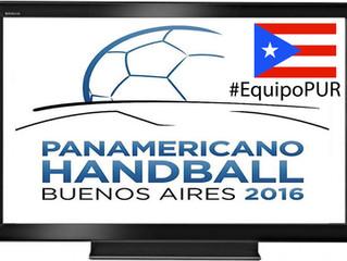 Panamericano Adulto Masculino por TV
