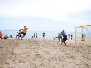 Finaliza el Circuito Nacional de Balonmano Playa con Nuevos campeones en todas las categorías.