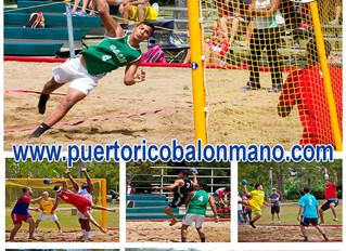 Vuelve el Balonmano Playa Universitario