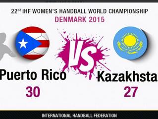 Puerto Rico sigue haciendo historia en el Balonmano Femenino