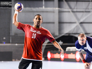 "Hiraldo: ""Este torneo va a marcar la historia del handball de Puerto Rico"""