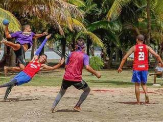 Comienza el 1er Circuito Nacional de Balonmano Playa