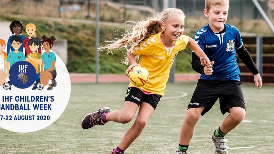 1st IHF Children's Handball Week