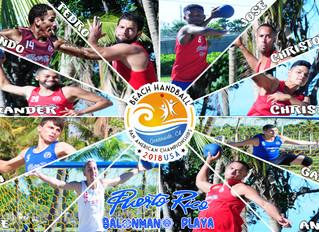Ya seleccionados los 10 que representarán a Puerto Rico en el Panamericano de Playa
