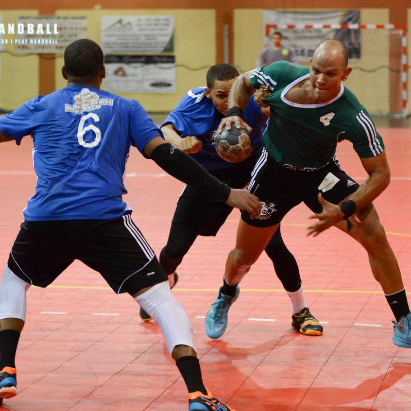 Guerrilleros vs Palmer by Play Handball