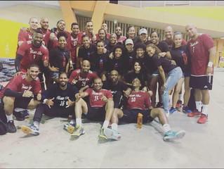 Los varones de Puerto Rico y las damas de México se quedaron con la Copa Caribe