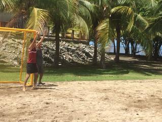 Comienza con éxito los Trabajos de la Juvenil de Playa - La Adulta comienza el 1 de octubre