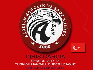A cumplir su sueño en Turquía