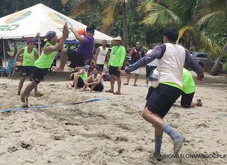 Debuta el Balonmano de Playa en los Juegos de Puerto Rico