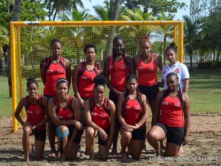 Debutan Puerto Rico y Trinidad y Tobago en Primer Torneo Internacional de Balonmano Playa en el Cari